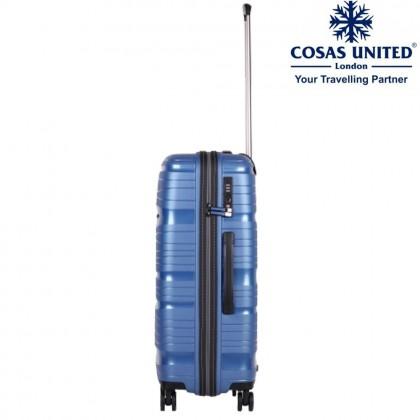 "(Bundle) Cosas United Inspirit Series 68cm/24"""""""" Luggage + 6 in 1 Travel Organizer"