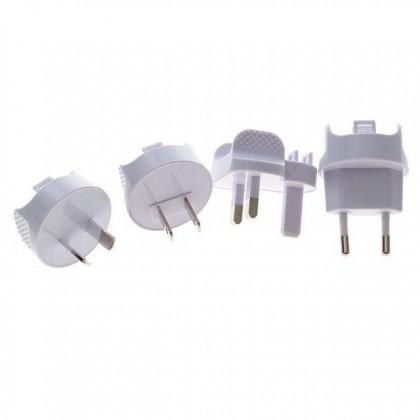 4 USB Ports AC Universal Travel Wall Adaptor Charger