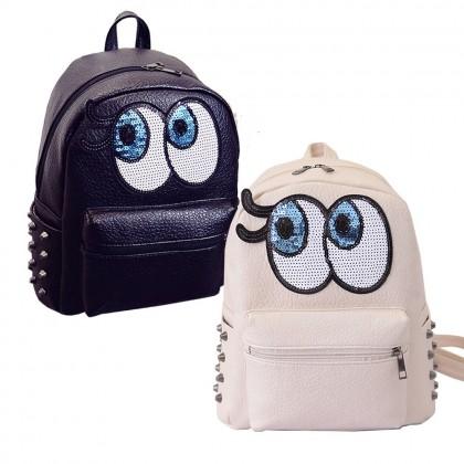 Big Eyes Backpacks [Clearance Sales]