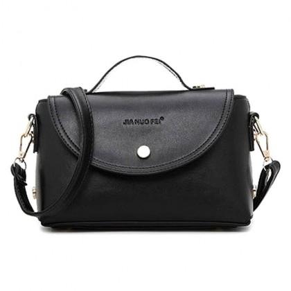 1818 2 Way PU Leather Bag