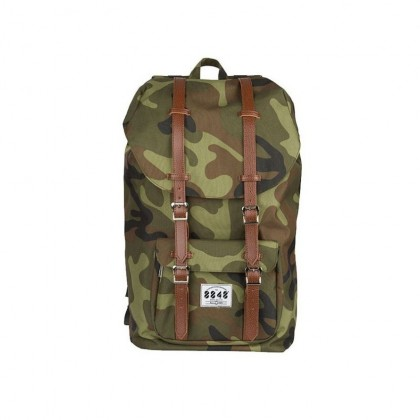 8848 Series European Style Outdoor Travel Laptop Backpack