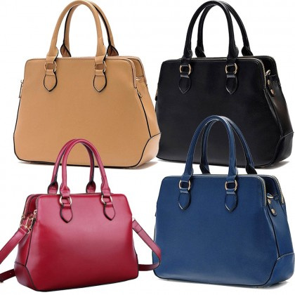 833 Premium PU Leather Handbag