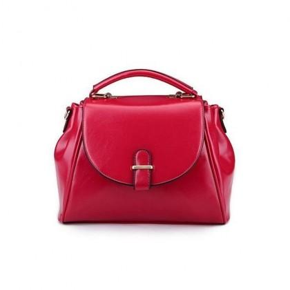 8806 Premium PU Leather Crossbody Bag (Set of 2)