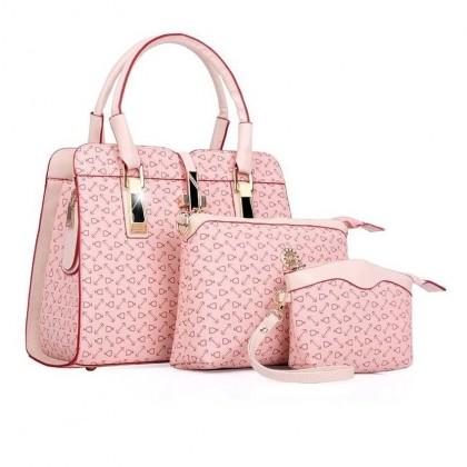 012 Tote Bags Set of 3