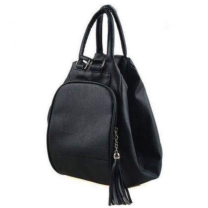 4 Way Premium PU Leather Bag