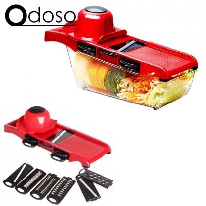 10 in 1 High Quality Vegetables Grater Portable Slicer Set