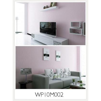 (10meter x 45cm) 2D Wallpaper Self Adhesive PVC Sticker Water Proof Wall Paper Home Deco DiY Deco
