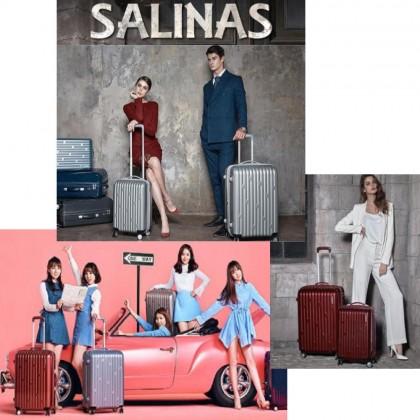(Bundle)American Tourister - Salinas 5-in-1 Set B14 + Organizer